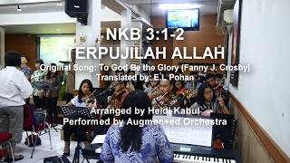 Gambar cover NKB 3 Terpujilah Allah (To God Be The Glory)