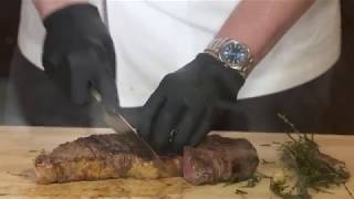 How to cook a steak Yankee Stadium style
