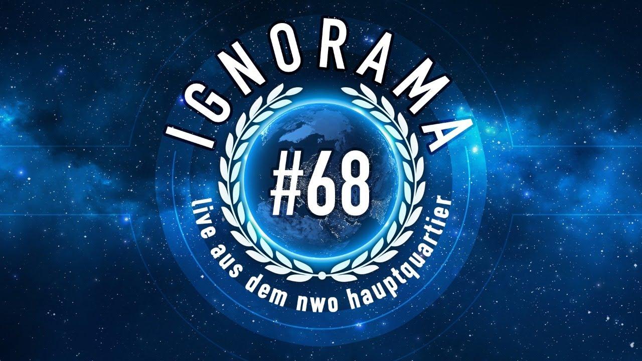 Ignorama #68 - Saugstark und gut zu Fuß