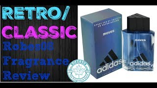 Retro: Adidas Moves by Adidas Fragrance Review (1999)