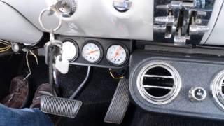 1965 Mustang Start Up
