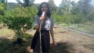 Viral di Ramba-ramba  Juma Boru Batak dan Mic Hau gadong (Jurida Malau)