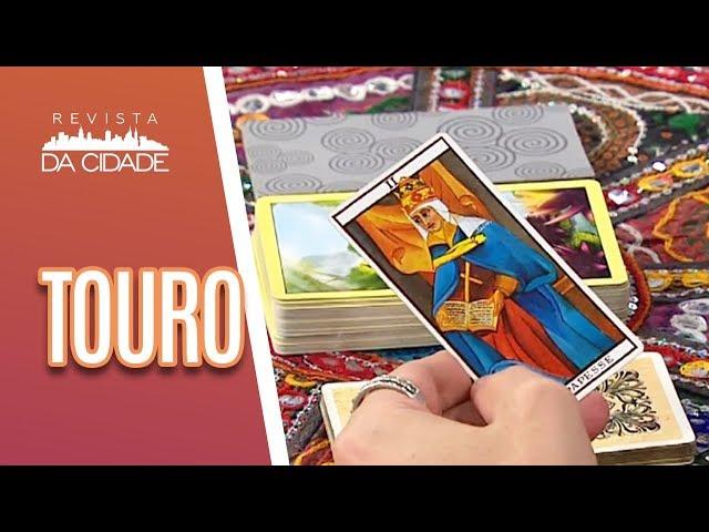 Previsão de Touro 21/04 a 20/05 - Revista da Cidade (18/02/19)
