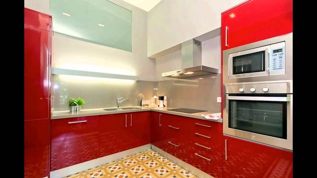 Dial kitchen fabricante cocinas barcelona youtube - Cocinas barcelona ...