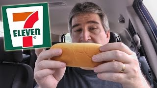 7-eleven Bacon-wrapped Big Bite Hot Dog Review #nationalhotdogday