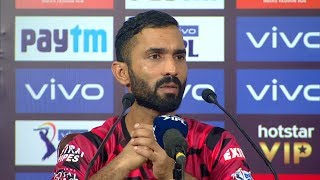 Shubman Gill showed his class as a player - Dinesh Karthik