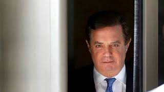 Ex-Trump Aide Manafort Tentatively Agrees To Plea Deal: ABC News