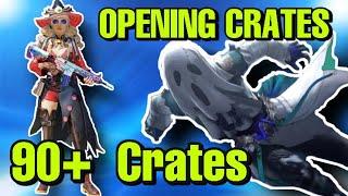 Opening Crates - 90-ზე მეტი ყუთი 😱 #22