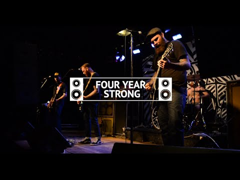 Reverb Soundcheck: Four Year Strong