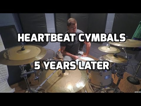 Heartbeat Cymbal Review  - 5 Years Later