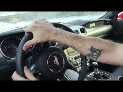 2015 EcoBoost Mustang Unleashed Tune Review