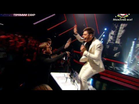 Видео: Х-фактор-5 Артур Логай - Beggin - Madcon cover Гала-концерт27.12.2014