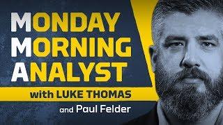 Monday Morning Analyst: Paul Felder Previews UFC Lincoln, Khabib Nurmagomedov vs. Conor McGregor