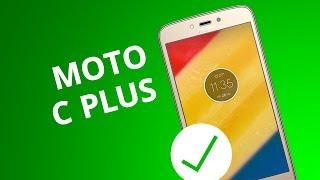 5 motivos para COMPRAR o Moto C Plus