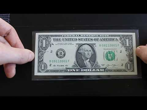 9/11 September 11th 2001 Dollar 9-11 Attack
