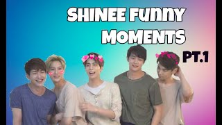 SHINEE FUNNY MOMENTS PART TWO: https://youtu.be/lWXwjY4oV1s (fixed)...