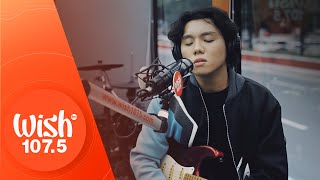 "Zack Tabudlo performs ""Nangangamba"" LIVE on Wish 107.5 Bus"