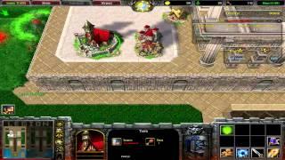 Как играть в Warcraft 3 по сети + стратегия в Legion TD(, 2014-07-11T19:07:01.000Z)