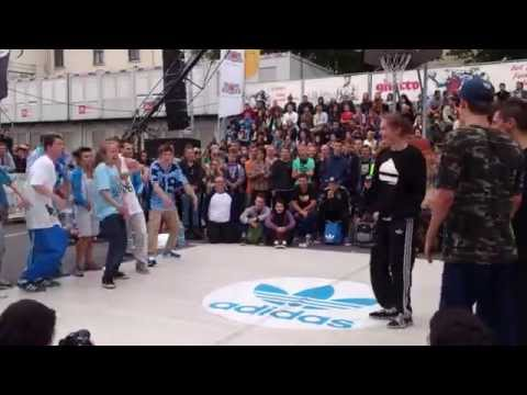 Ghetto Dance Finals 30.08.14: Ghetto Dance Academy vs Motion Bang Crew