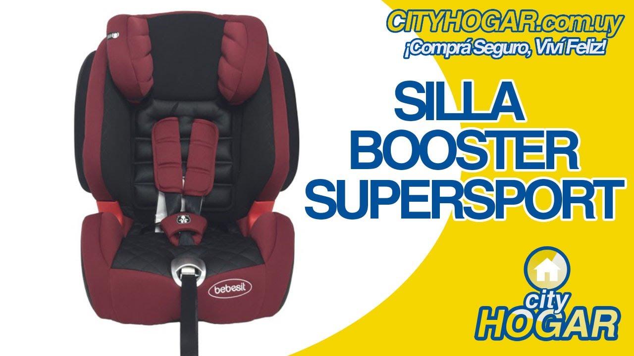 Financiado Review Silla 12 Auto Bebesit para Booster Uruguay Cuotas Super Sport CityHogar n0kNwOXP8