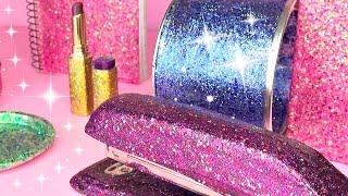 D.I.Y. Glitter Mod Podge Lipstick, Body Spray, Notebook & MORE