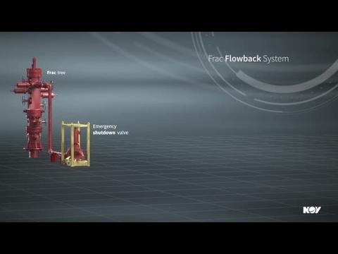 Frac Flowback System