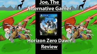 Horizon Zero Dawn: A Video Game Review with Joe, The Alternative Gamer