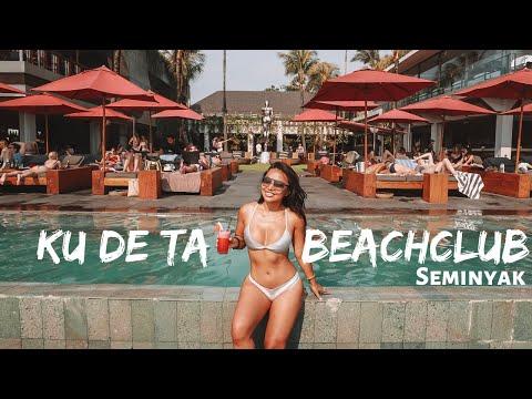 KU DE TA Beachclub : Until Next Time Bali!