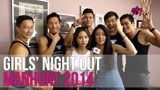 Girls' Night Out Ep 3 - MANHUNT Edition ;)