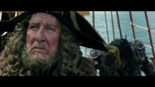 Пираты Карибского моря: Мертвецы не рассказывают сказки (русский трейлер)