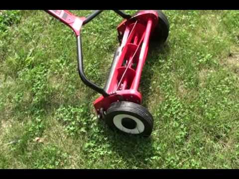 Fiscars 18 Inch Reel Lawn Mower Doovi