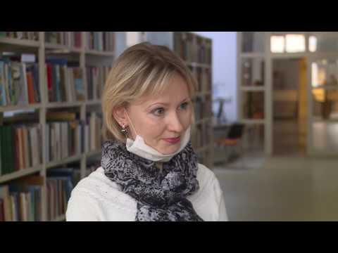 Библиотека имени Горького возвращается к работе