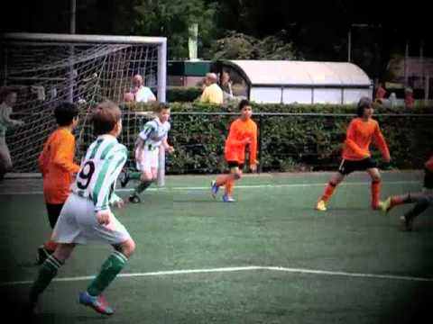 Dutch Football Academy U11's Holland 17 June 2012
