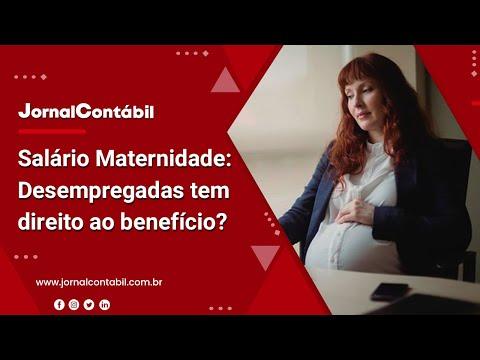 Salário Maternidade: Desempregadas tem direito ao benefício?