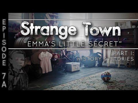"Strange Town: ""Emma's Little Secret"" - The Magnolia Hotel - (Part 1 - History & Stories)"