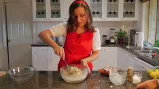 How To Make Citrus And Coriander / Cilantro Vegan Pasta Salad