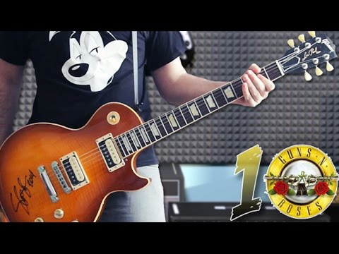 Top 10 Riffs: Guns N Roses