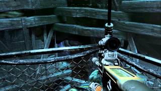 Metro Last Light, nosalis catacombs elevator sequence