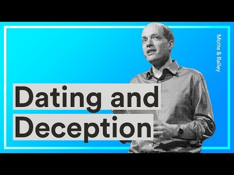 Dating and Deception — Alain de Botton on Deception in Love and Controlling our Self-Image
