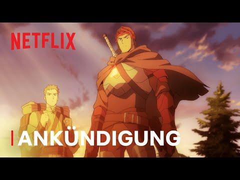 DOTA: Dragon's Blood   Ankündigung   Netflix