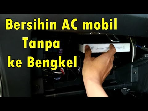 Bersih Bersih AC Mobil Tanpa Ke Bengkel