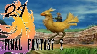 Let's Play Final Fantasy X, Part 21 - Chocobop