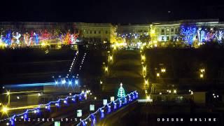 Odessa ONLINE. Потемкинская лестница.