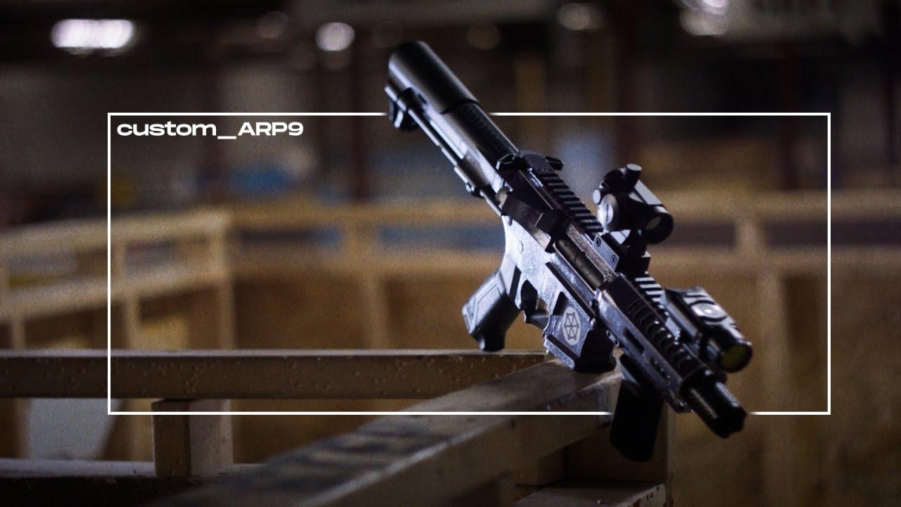 Custom Arp 9 Beast