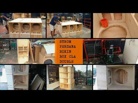 "STROM BIKIN BOX BARU LAGI""CLA DOUBLE""(122×80×50CM)PERSIAPAN BUAT KARNAVAL KARANGANYAR"