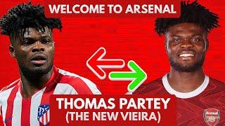 Welcome To Arsenal Thomas Partey (The New Vieira) Ft. Troopz & James