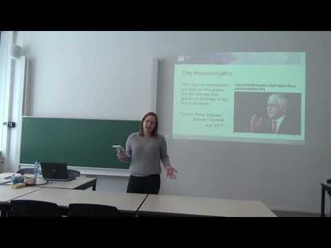 COSIC Seminar - 'Ass Access' But Not 'a Backdoor'?: The Five Eyes' War On Maths By Monique Mann