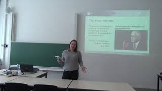 COSIC seminar - 'Ass Access' but not 'a backdoor'?: The Five Eyes' War On Maths by Monique Mann