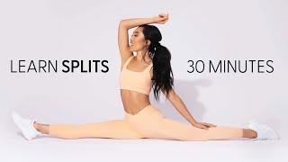 30 Minute Stretches f๐r Splits!