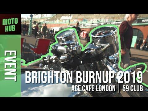 Brighton Burnup 2019 | Ace Cafe London | 59 Club